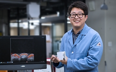 First Korean Biomedical Researcher to Win IEEE-EMBS Early Career Achievement Award