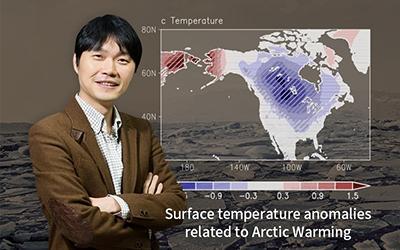 Warmer Arctic linked to weaker vegetation growth