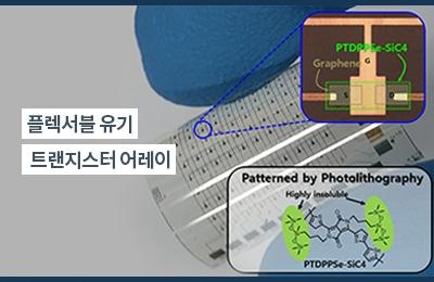화공 오준학 교수, 웨어러블 스마트기기 상용화 앞당길 수 있는 원천 기술 개발